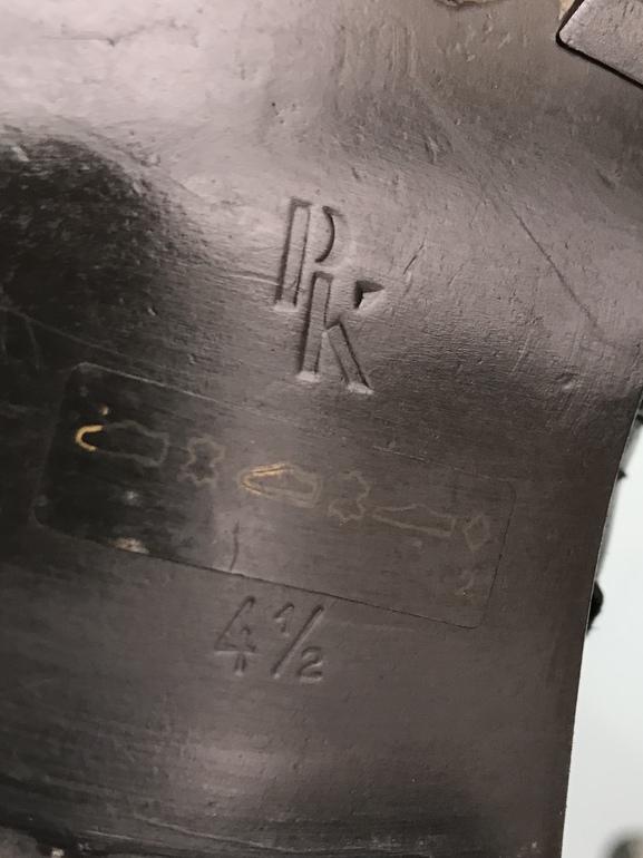 Шикарные сапожки Peter Kaiser (Германия) р.4,5