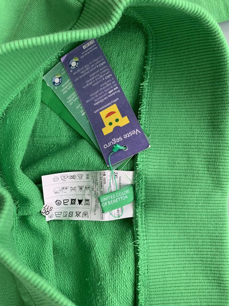 Новые Брючки Benetton р.2XL (11-12 лет) Италия