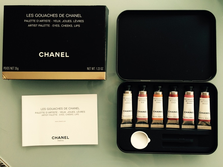 CHANEL Оригинал! Chanel Les Gouaches De Chanel Нов