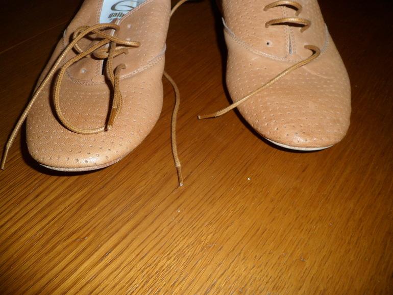 Стильные ботиночки Gallucci в идеале. Размер 35