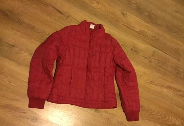 Демисезонная Куртка укорочённая Sasch, р 46
