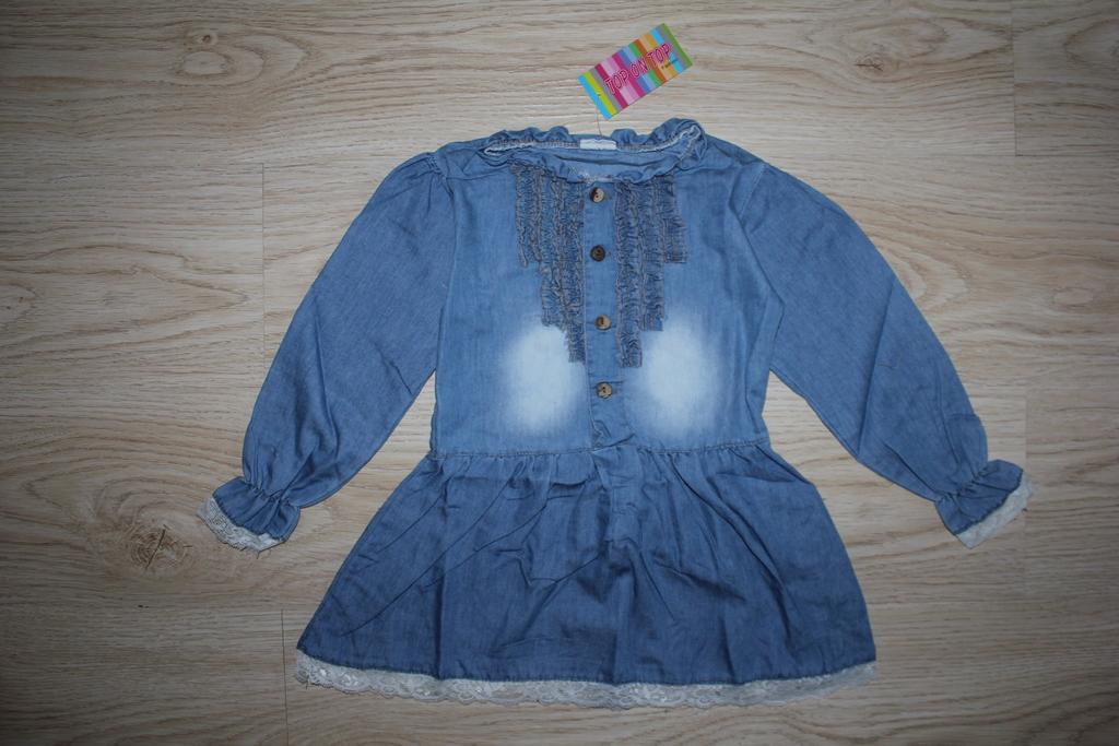 Красивые платья и туники, все новое 98-104