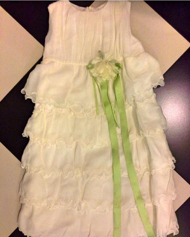 Новое нарядное платье Aletta