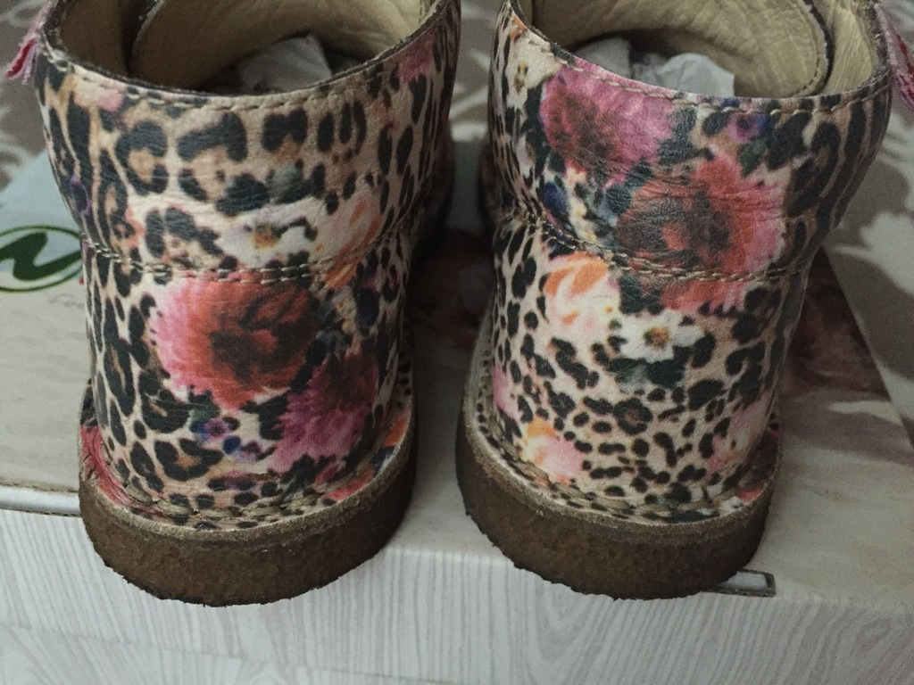 Ботиночки Naturino размер 27