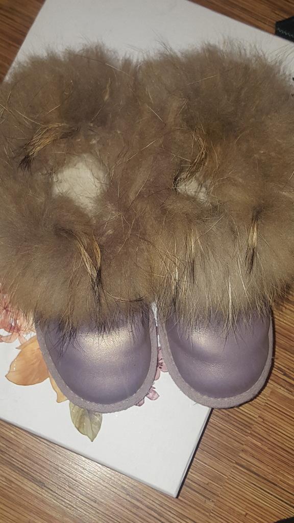 Угги Bearpaw размер 28-29 (18,5см)