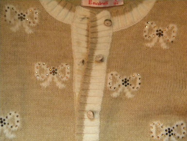 Кофта Enabulli(Bullica), размер 104