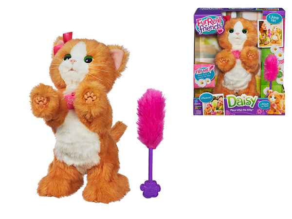 Котенок игривый Дэйзи FurRealFrends A2003E35