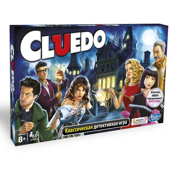 Игра Клуэдо Обновленная HASBRO 38712E76