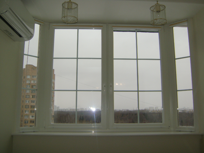 Окна из ПВХ, Дерева и Алюминия!