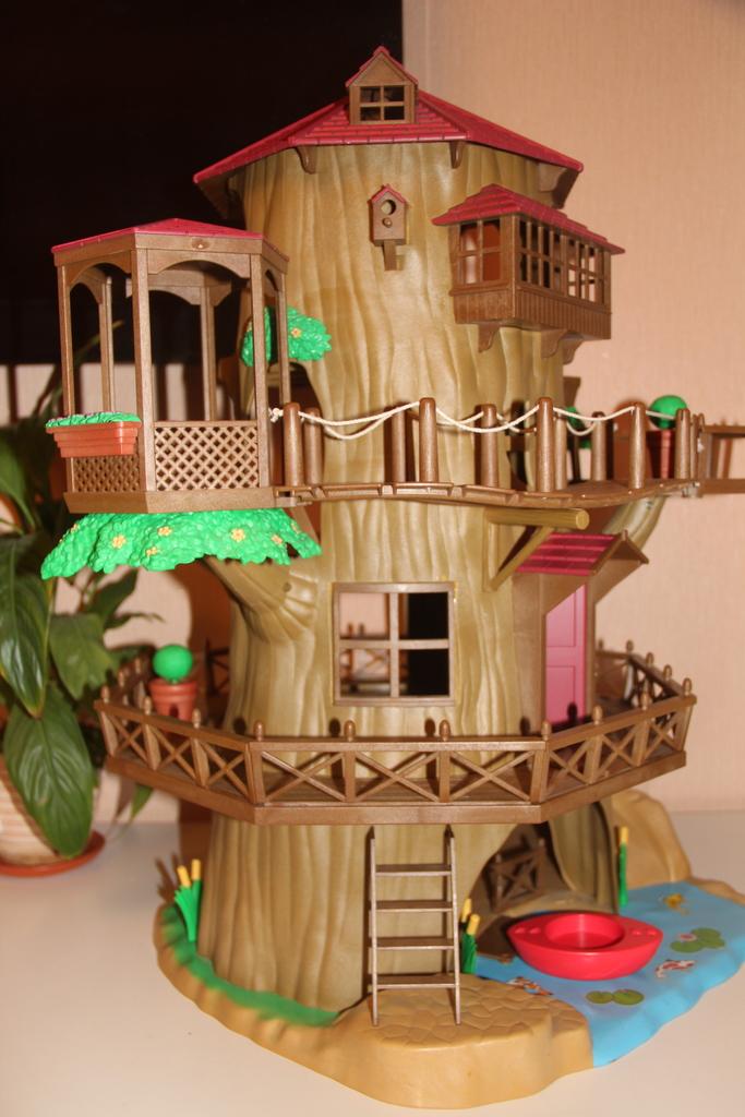 Интернетмагазин игрушечных кукольных домиков Кошкин дом