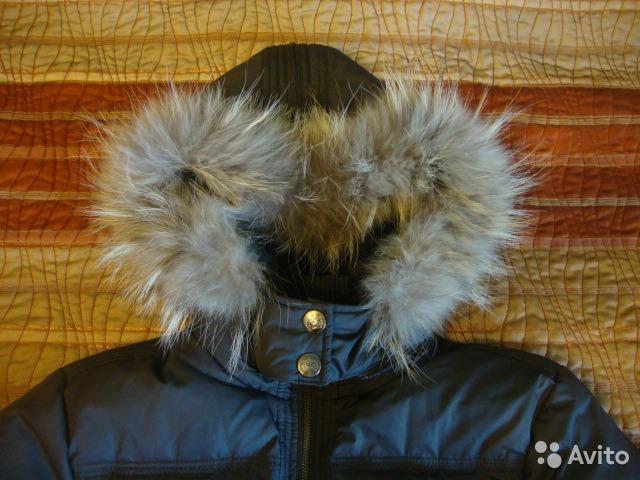 Зимняя, женская укороченная парка TOM Farr 44-46р.