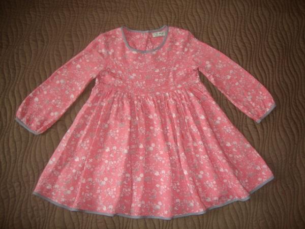 Почти новое, стильное платье Next 92-98р.