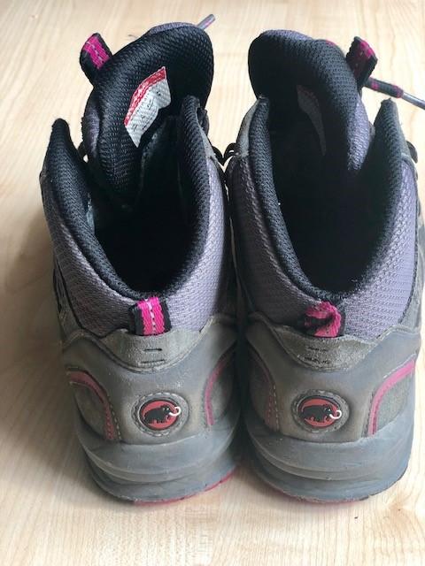 Ботинки Mammut разм. 33