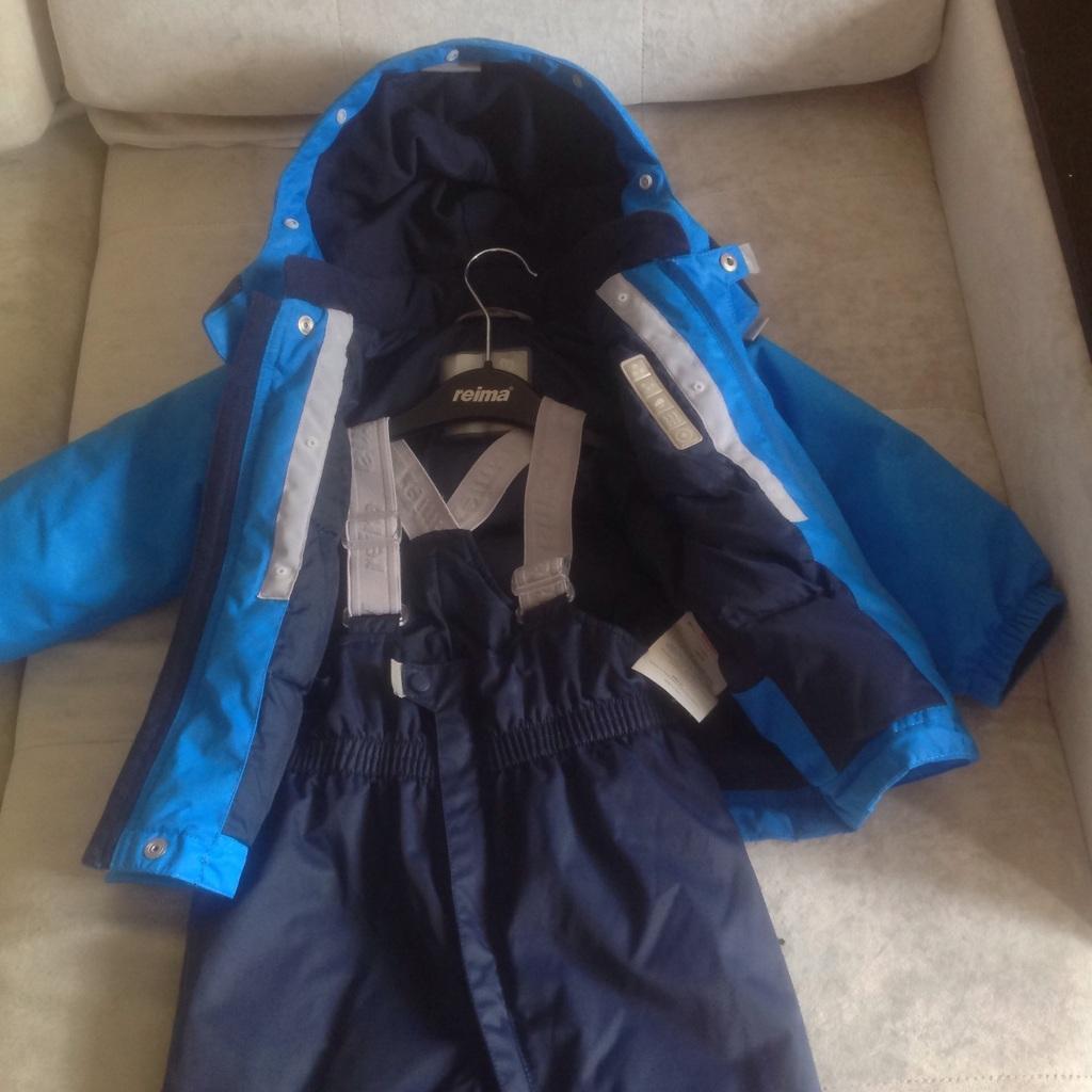 Зимний костюм Reima (tec), 80 (+6)