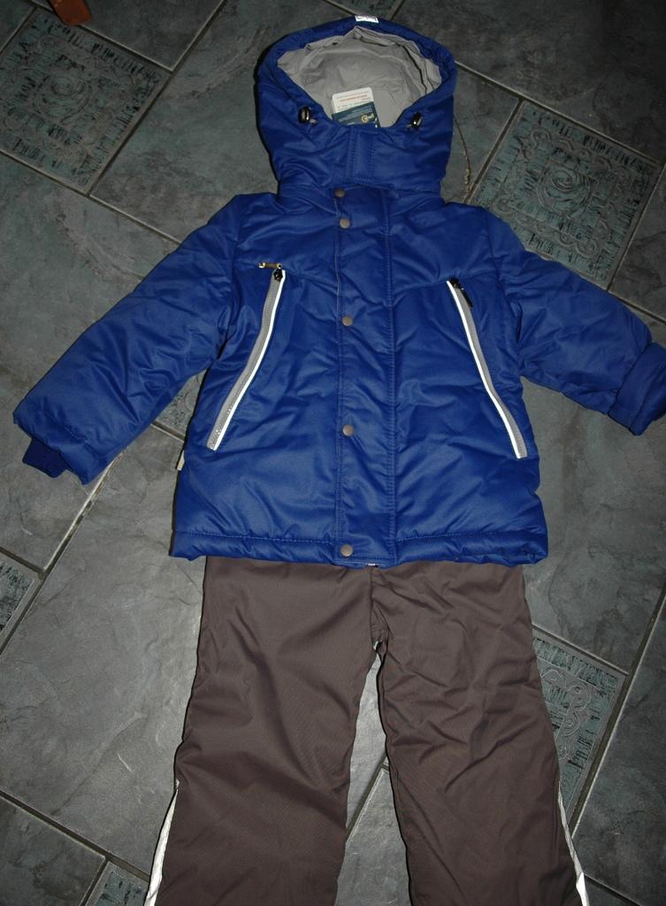 Зимний костюм д/м новый