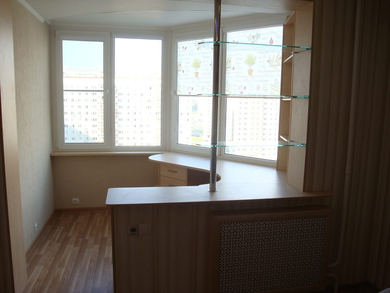 Интерьер лоджии/балкона - все о дизайне и ремонте - сообщест.