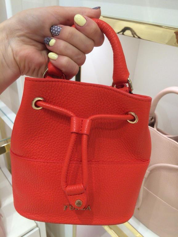 Кожаная сумка furla Furla за 2000 грн Шафа
