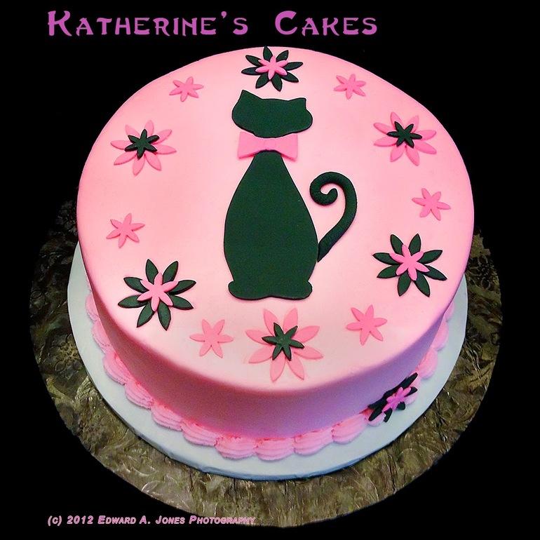 Картинки котов на торт