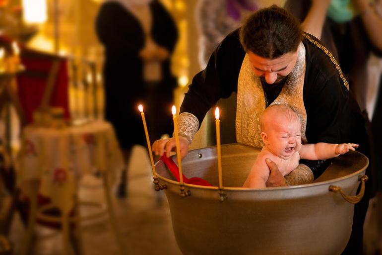 долгих как фотографировать крещение без вспышки которому