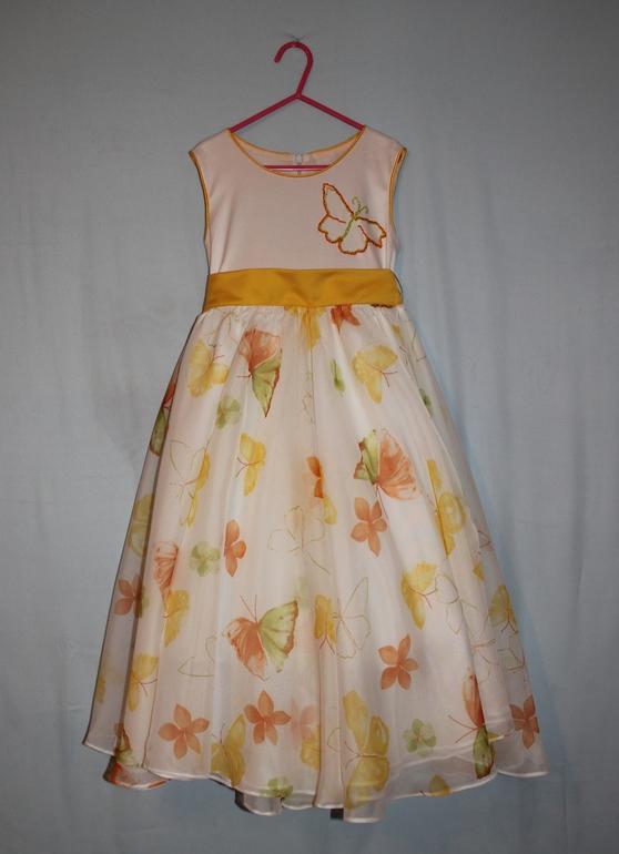 Платья для маленьких девочек как сшить фото 303