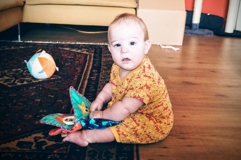 Ребенок 8 месяцев плохо ест