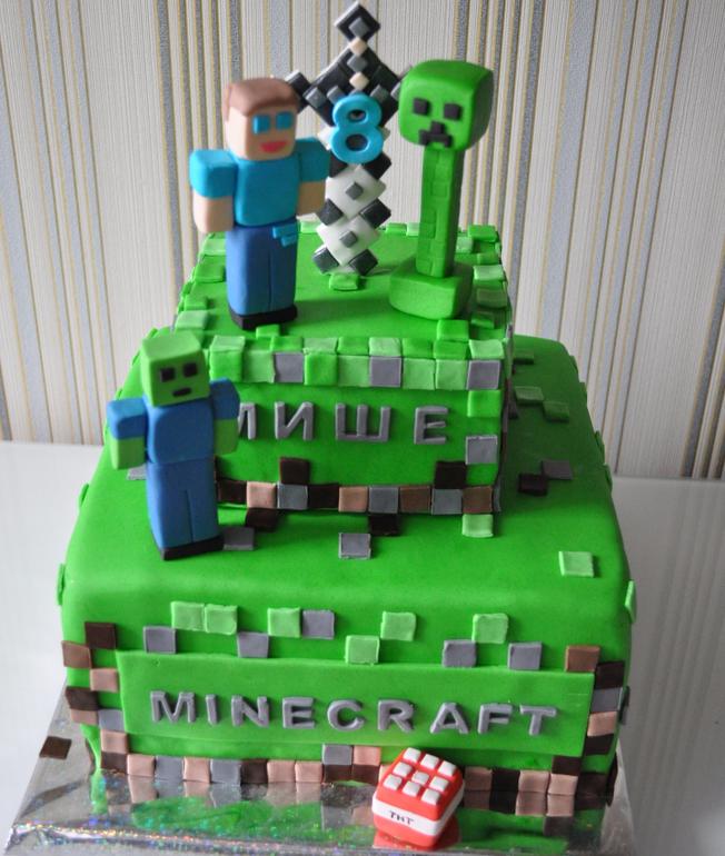 Стишок про торт фото 1