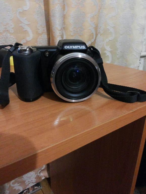 Фотоаппарат Olympus Stylus Tough TG-4 Black