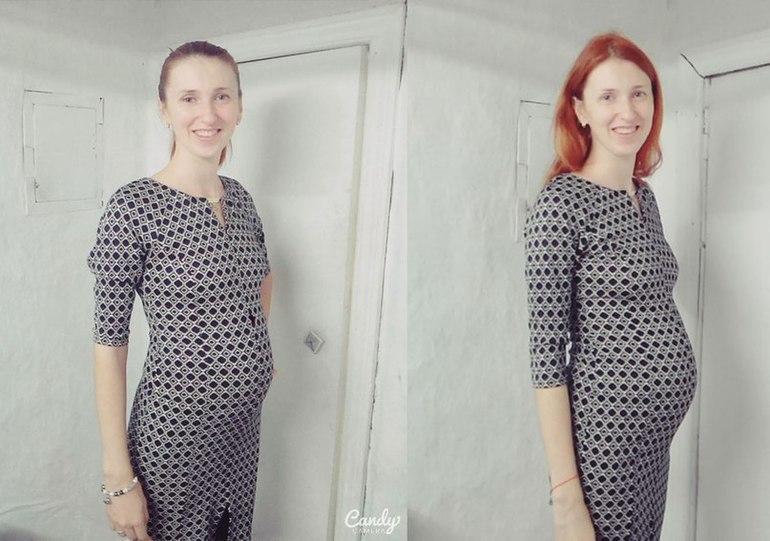 Признаки на 12 недели беременности
