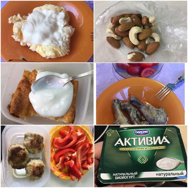 Рецепты на белковый день