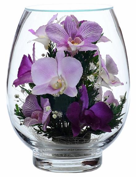 Цветы которые не вянут купить, букеты роз