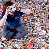 Коллекционирование (магнитиков, тарелок, марок...)
