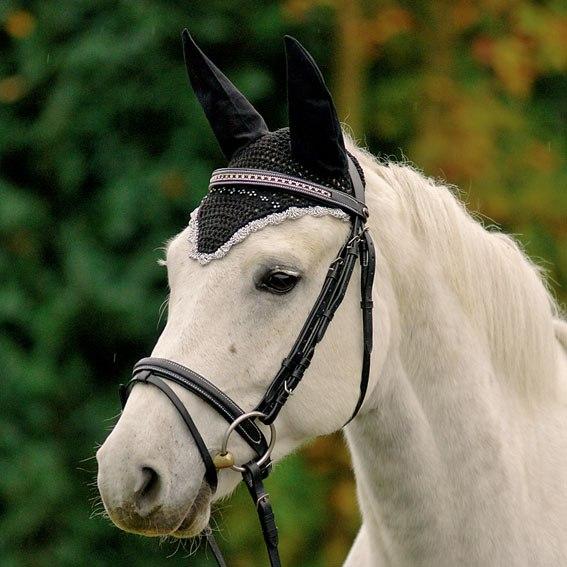 Схема ушки для лошади своими руками 881