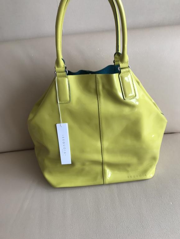 Новая женская сумка SEQUOIA (Франция). Оригинал - как почистить ... 13878f1187f