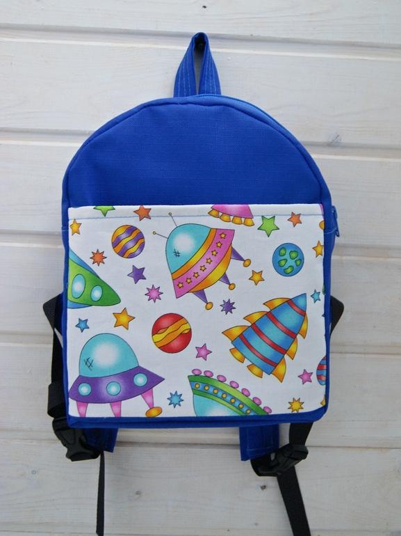 Рюкзак для малыша своими руками фото