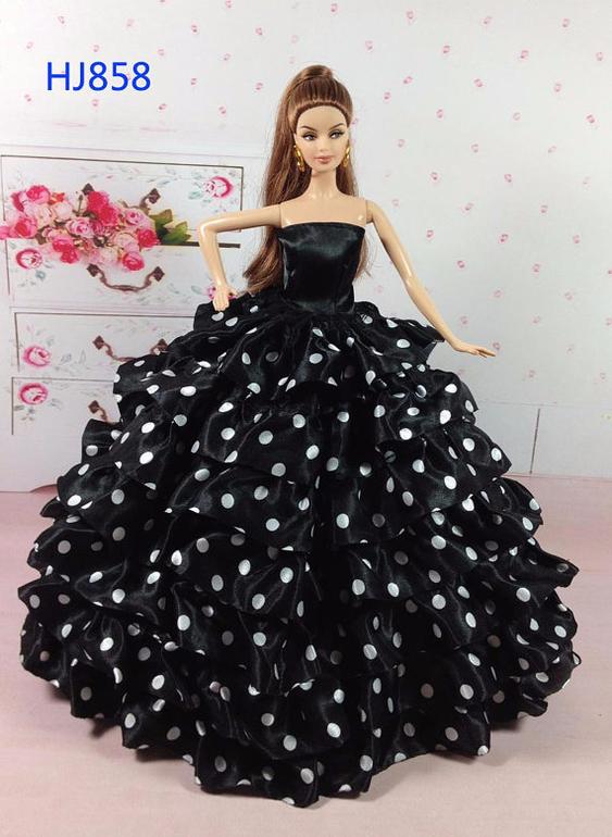 Как сделать платье для куклы для начинающих фото 548
