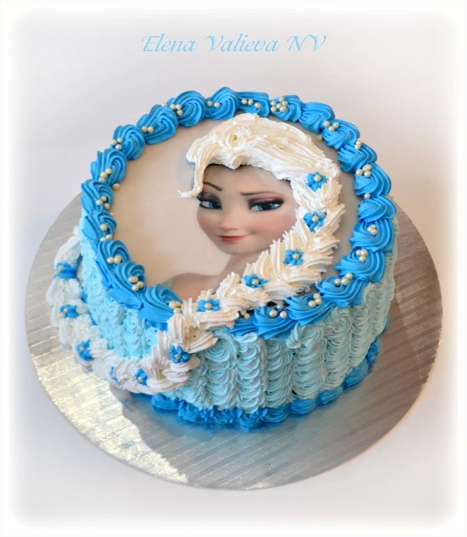 Фотографии тортиков