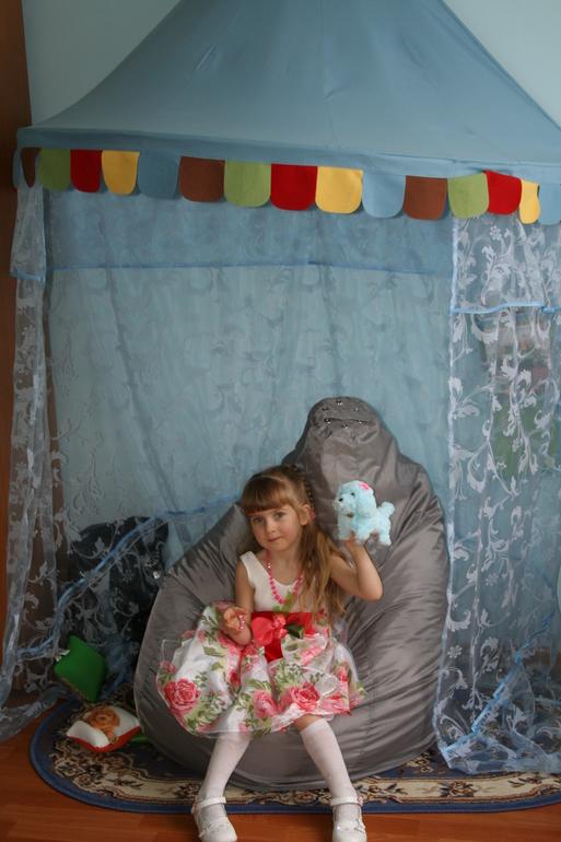 Как сделать уголок уединения в детском саду 33