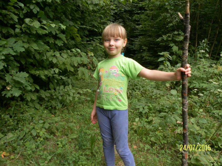 Молоденькие девочки в лесу голенькие фото 590-534
