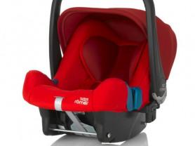 НОВОЕ Автокресло Romer Baby Safe Plus SHR II + база ISOFIX