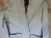 Куртка новая р.42-44 цвет серый на молнии