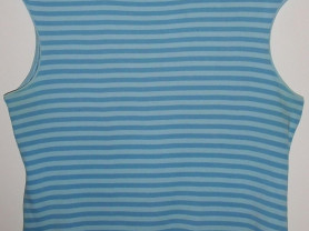 Майка голубая хлопок MAINE Debenhams - р.50-52