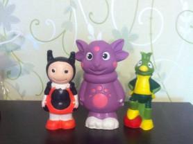 Игрушки Лунтик и его друзья