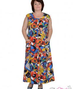 Платье Модель №613 размеры 44-82