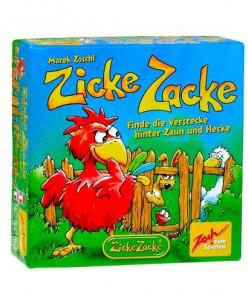 Цыплячьи бега мини Прятки (Zoch)