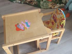 стульчик детский
