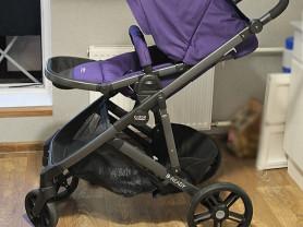 Детская прогулочная коляска Britax B-ready