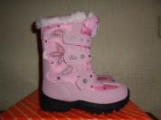 Зимние сапоги Милтон, новые, для девочки