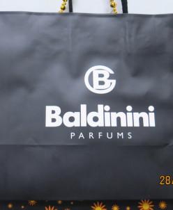 Пакет черный Baldinini 32смх24смх13см
