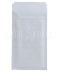 Белый крафт пакет с прослойкой, 14*22 см