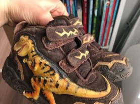 кроссовки теплые Dinosoles
